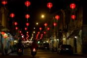 Chineese town / Phuket Thailand